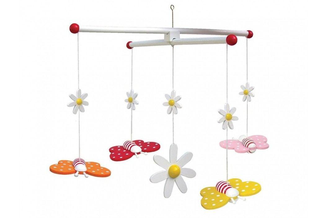 JABADABADO JaBa BaBy Mobile Schmetterling T219 Babyspielzeug