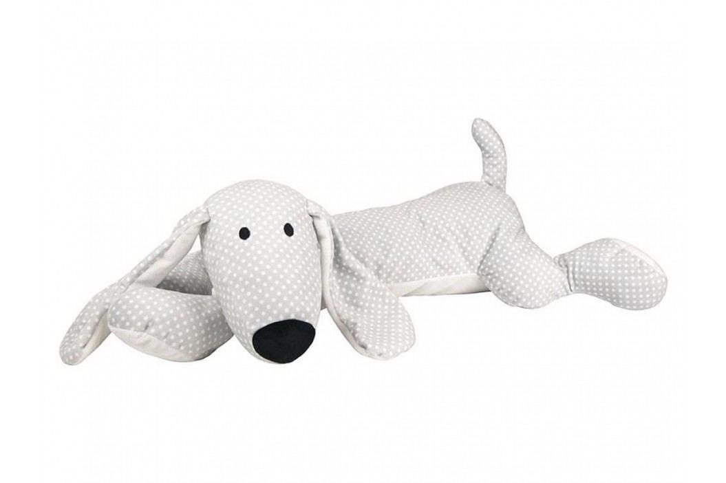 JABADABADO Kuschelhund Grau N0104 Spielzeug