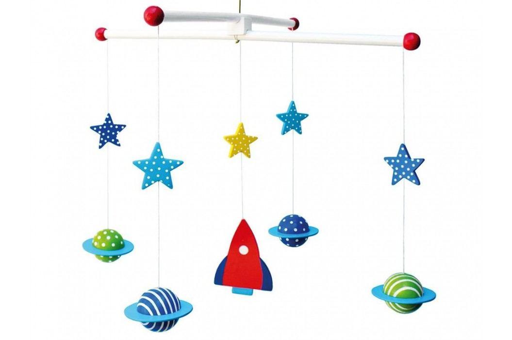 JABADABADO JaBa BaBy Mobile Weltraum K9865 Babyspielzeug