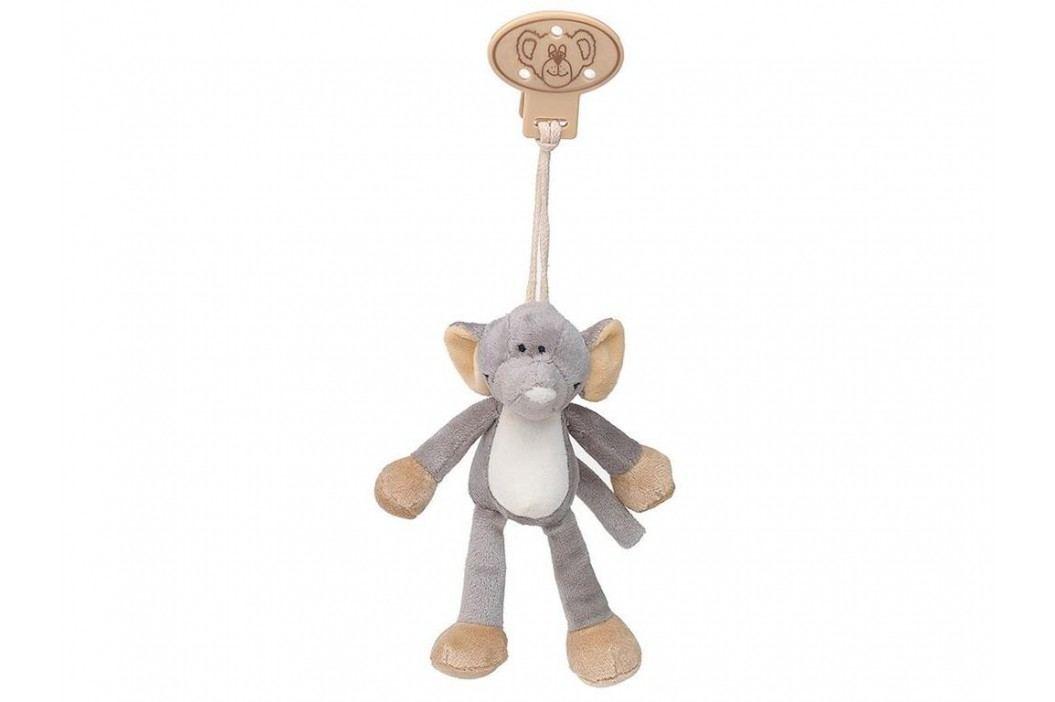 TEDDYKOMPANIET® Diinglisar Wild Anhänger Elefant 4514814 Kinderwagenspielzeug