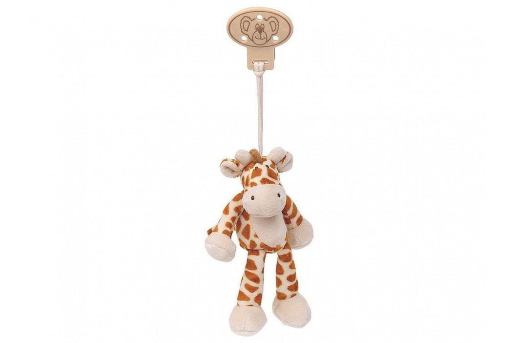 TEDDYKOMPANIET® Diinglisar Wild Anhänger Giraffe 4514811 Kinderwagenspielzeug