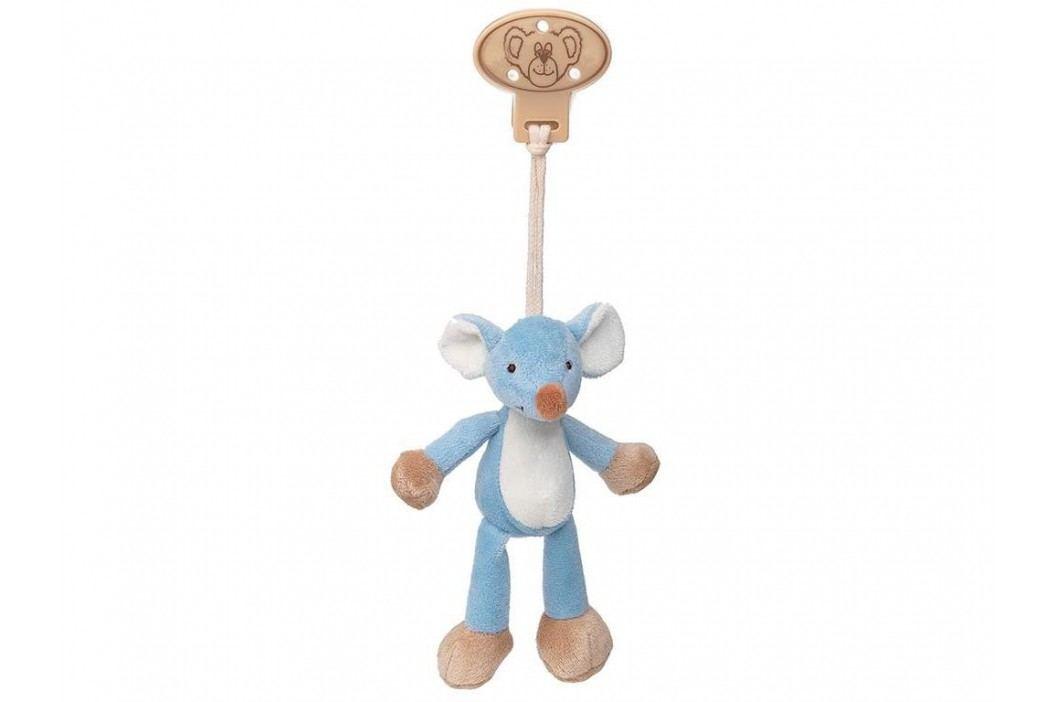 TEDDYKOMPANIET® Diinglisar Anhänger Maus 4512674 Kinderwagenspielzeug