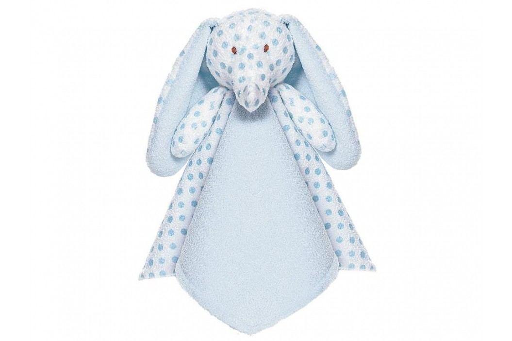 TEDDYKOMPANIET® Big Ears Schmusetuch Elefant 455337 Spielzeug