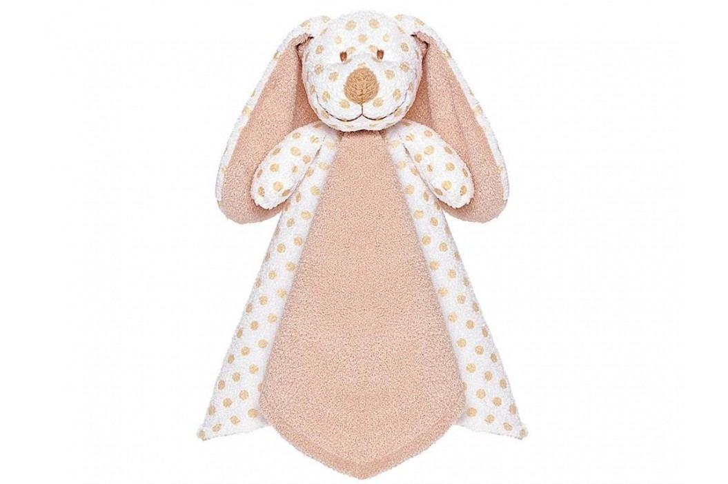 TEDDYKOMPANIET® Big Ears Schmusetuch Hund 455334 Spielzeug