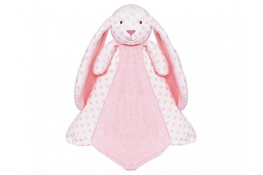 TEDDYKOMPANIET® Big Ears Schmusetuch Hase 455331 Spielzeug