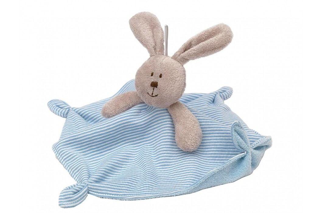 TEDDYKOMPANIET® Schmusetuch Hase Alf 455118 Spielzeug