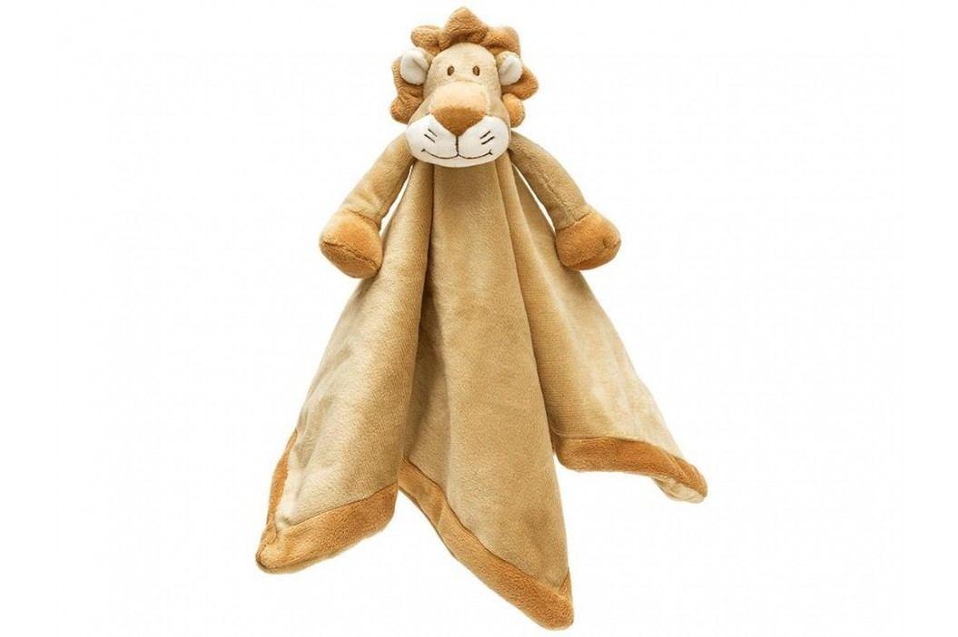 TEDDYKOMPANIET® Diinglisar Wild Schmusetuch Löwe 4514873 Spielzeug