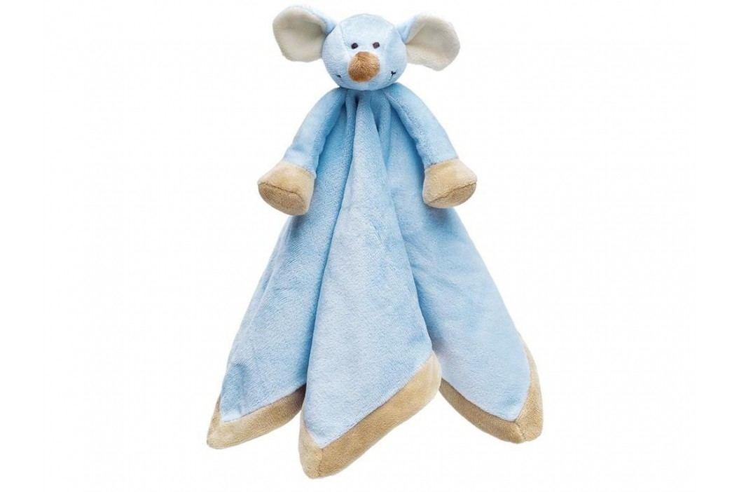 TEDDYKOMPANIET® Diinglisar Schmusetuch Maus 4513724 Spielzeug
