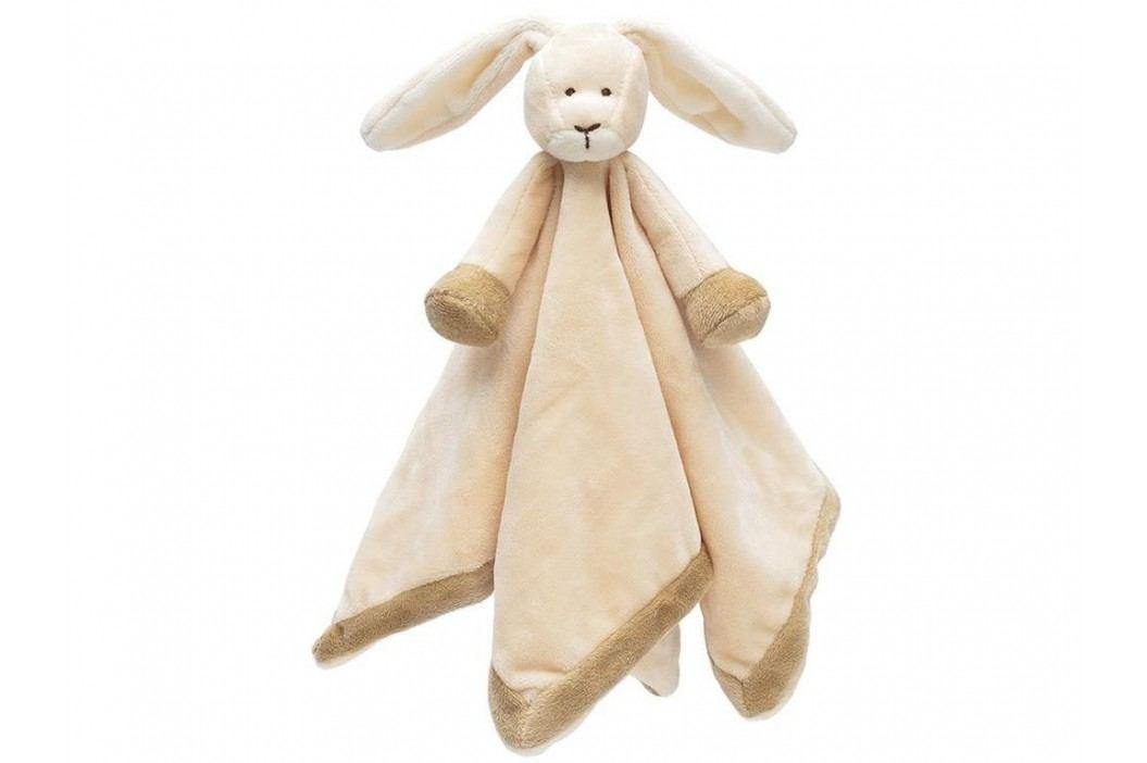 TEDDYKOMPANIET® Diinglisar Schmusetuch Hase 4513722 Spielzeug