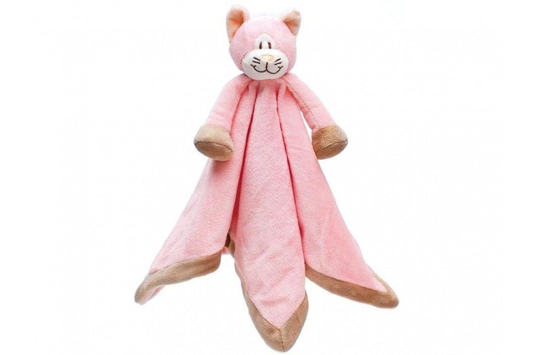 TEDDYKOMPANIET® Diinglisar Schmusetuch Katze 4513721 Spielzeug