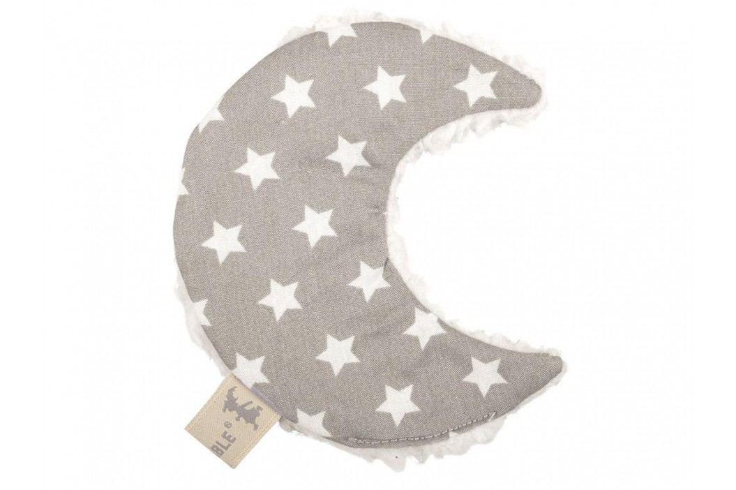 LOTTAS LABLE® Knistertuch Mond Luna Star Grey 4660-55 Spielzeug