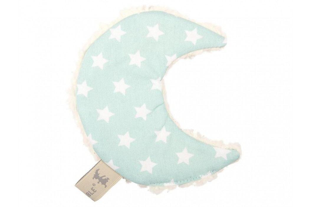 LOTTAS LABLE® Knistertuch Mond Luna Star Mint 4660-51 Spielzeug