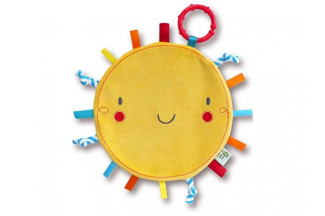LITTLE BIRD TOLD ME , My Little Sunshine Fühltuch Sonne LB3063 Spielzeug