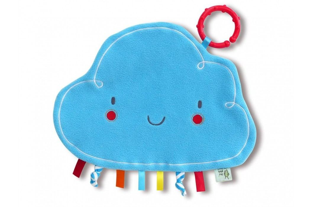 LITTLE BIRD TOLD ME , My Little Sunshine Fühltuch Wolke LB3062 Spielzeug