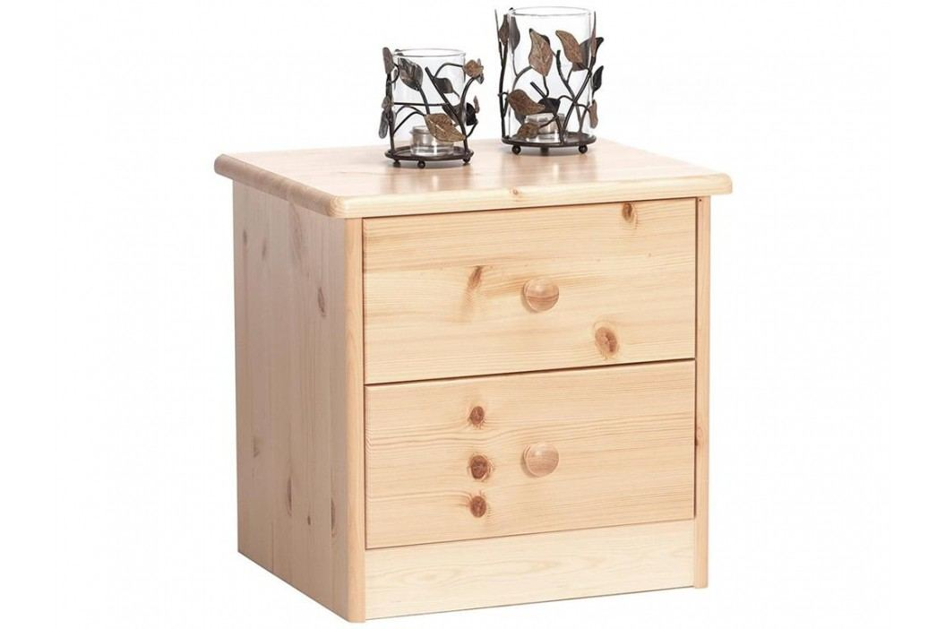 STEENS Nachttisch mit 2 kleinen Schubladen 1780020019000N Nachttische