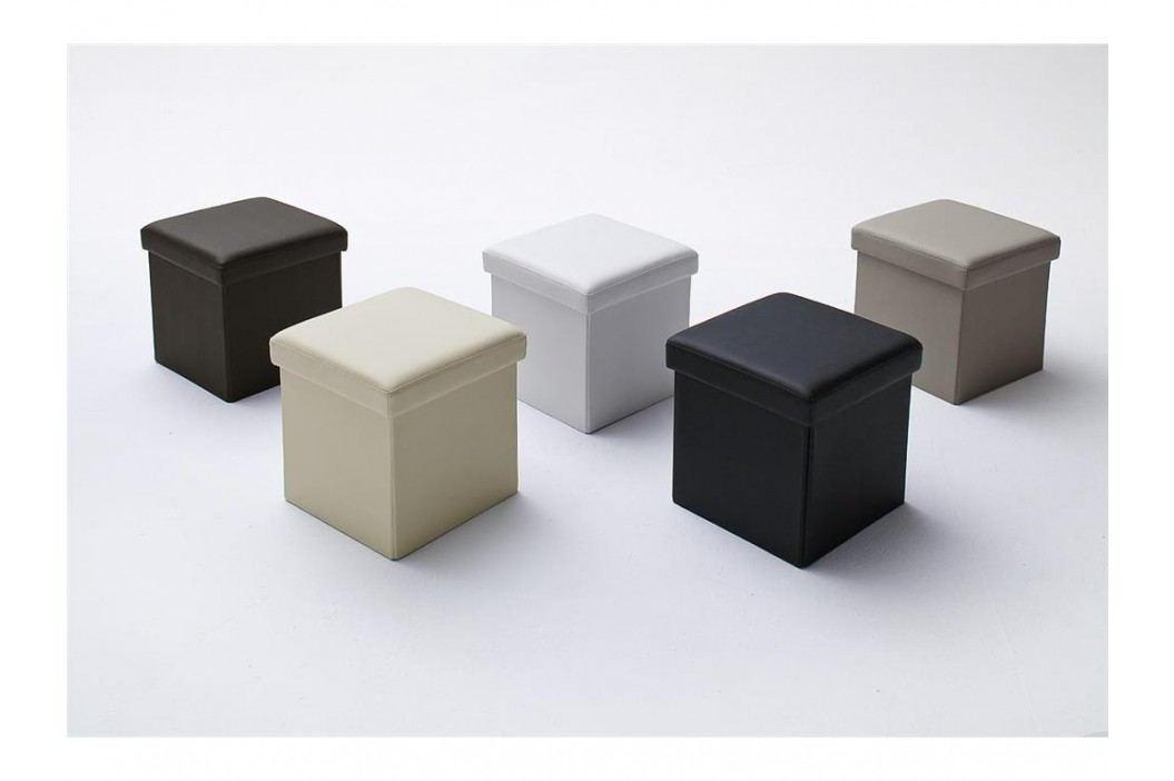 MEISE MÖBEL Box mit Kunstlederbezug Meise Nachttische