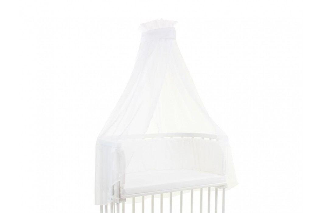 BABYBAY TOBI Betthimmel Weiß für alle Babybay Modelle 100311 Betthimmel