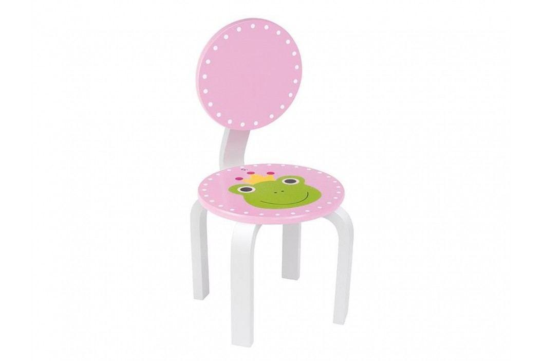 JABADABADO JaBa Furniture Stuhl Frosch W7064 Kinderstühle