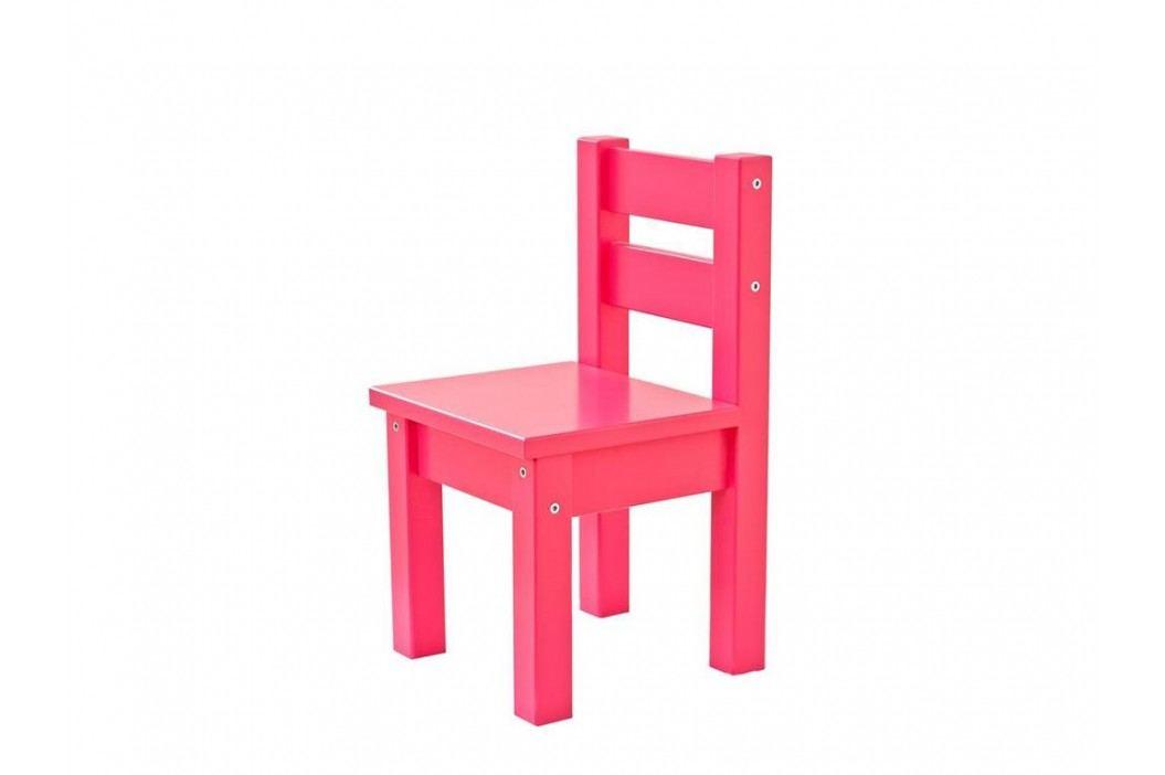 HOPPEKIDS Color   MADS Kinderstuhl MADS Pink 36-1026-76-000 Kinderstühle
