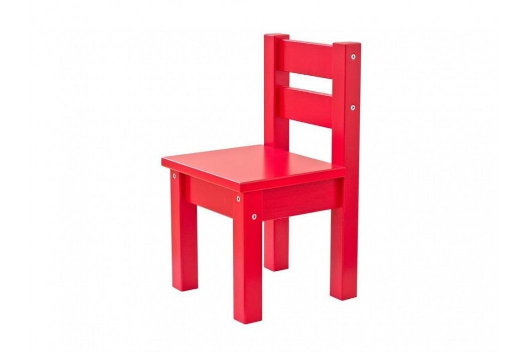 HOPPEKIDS Color | MADS Kinderstuhl MADS Rot 36-1026-28-000 Kinderstühle