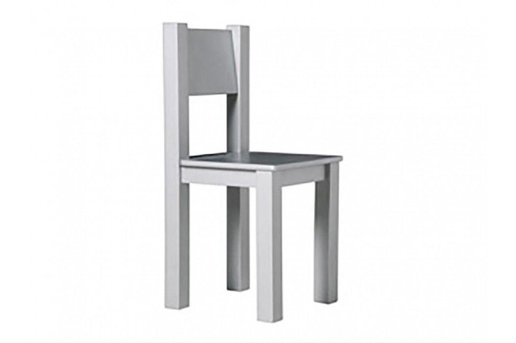BOPITA Mix & Match Kinderstuhl Silber 210153 Kinderstühle