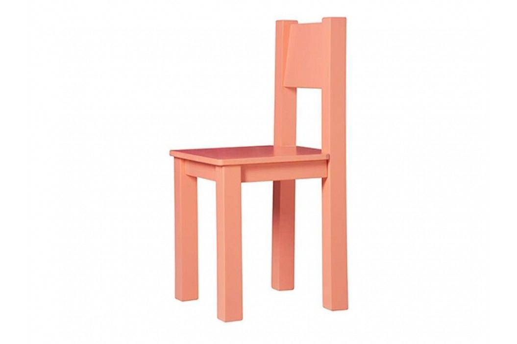 BOPITA Mix & Match Kinderstuhl Orange 210108 Kinderstühle