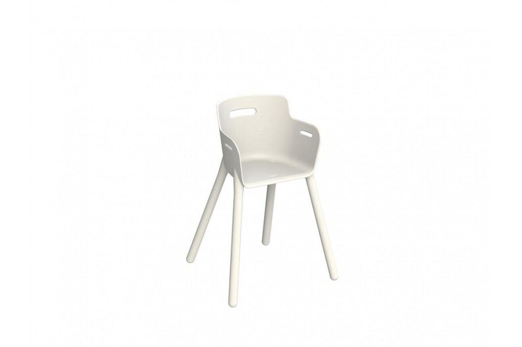 FLEXA White Höhenverstellbarer Schreibtischstuhl Juniorstuhl 82-10030-40 Kinderstühle