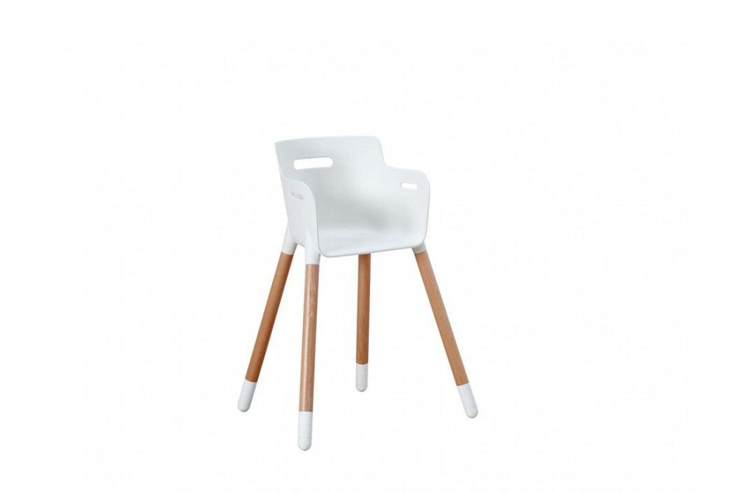 FLEXA White Höhenverstellbarer Schreibtischstuhl Juniorstuhl 82-10030-1 Kinderstühle