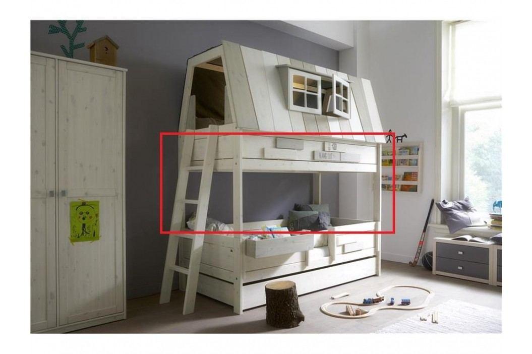 LIFETIME Original Oberteil für HANGOUT Bett 667-GREY Kinderbetten