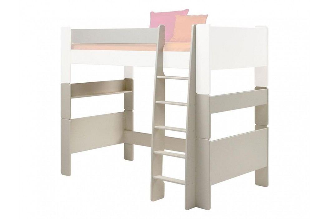 STEENS for Kids Umbauset zum Hochbett 90x200cm mit gerader Leiter Kinderbetten