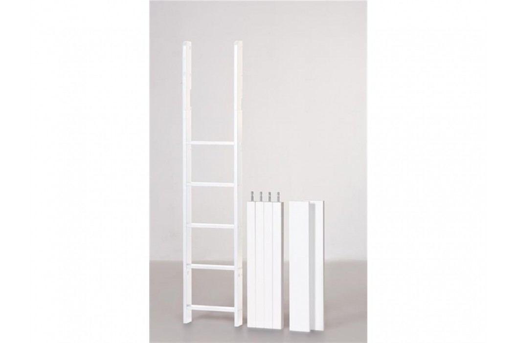 MANIS-H Pfosten für Mittelhohes und Hochbett inkl. gerader Leiter 10200-41 Kinderbetten