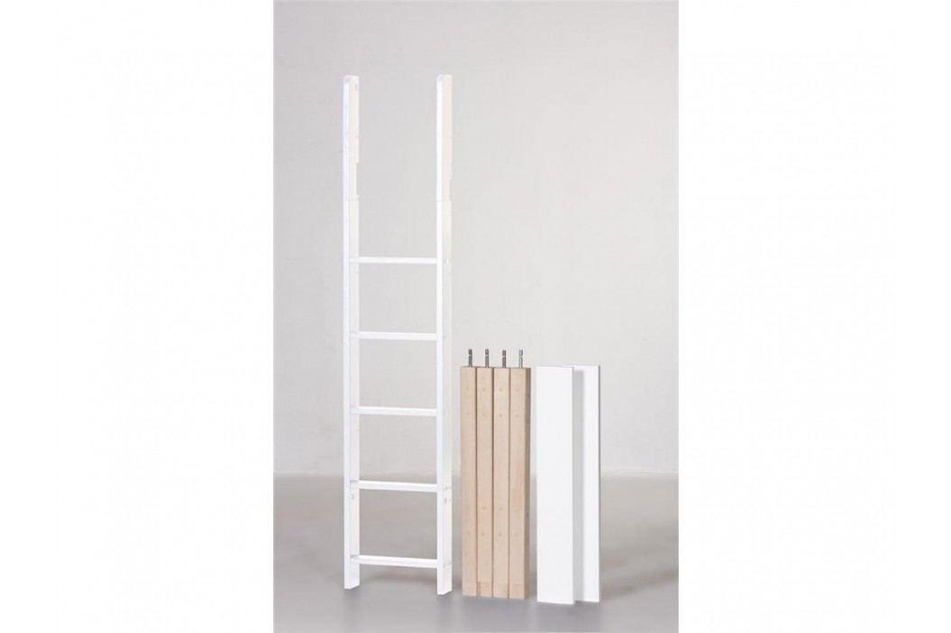 MANIS-H Pfosten für Mittelhohes und Hochbett inkl. gerader Leiter 10200-10 Kinderbetten