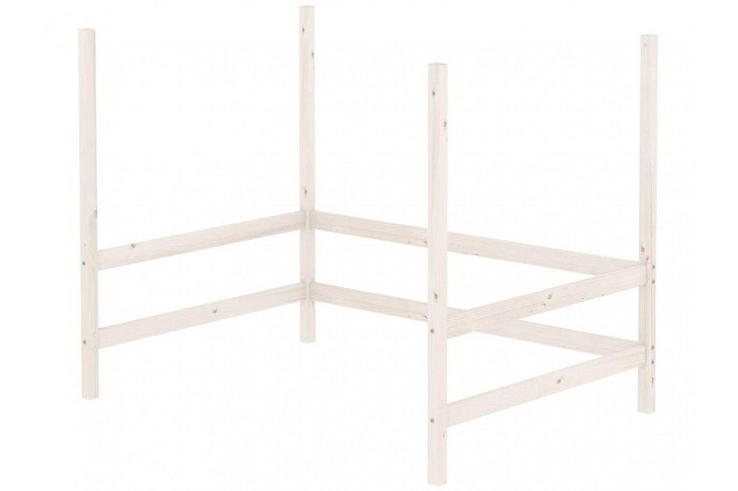 FLEXA Classic Umbausatz für Hochbett Liegefläche 140x200cm 80-01520-2 Kinderbetten