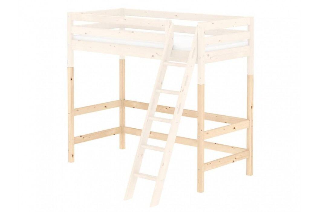 FLEXA Classic Umbausatz für Hochbett Liegefläche 90x190cm Kinderbetten