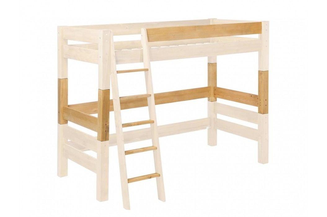 DOLPHIN Moby Unterbau / Zwischenteil für Bett Kiefer Kinderbetten