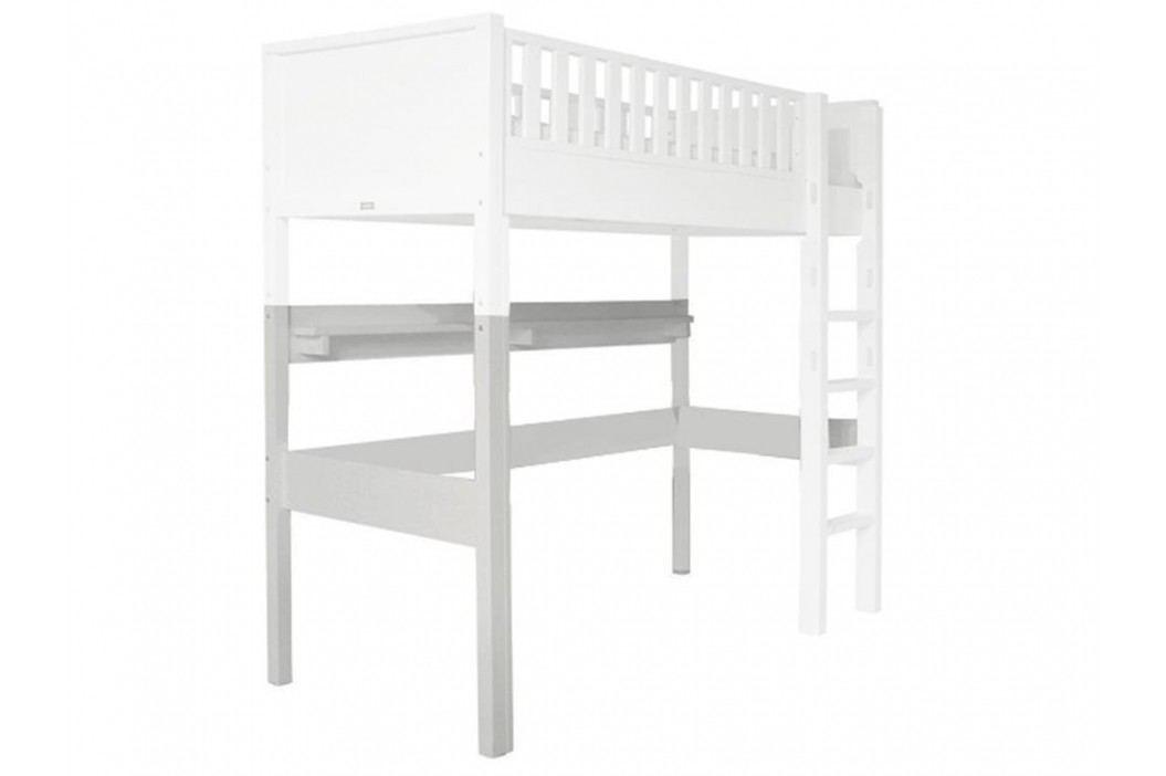 BOPITA Nordic Supportset / Umbausatz zum Hochbett XL Weiß 42213911 Kinderbetten