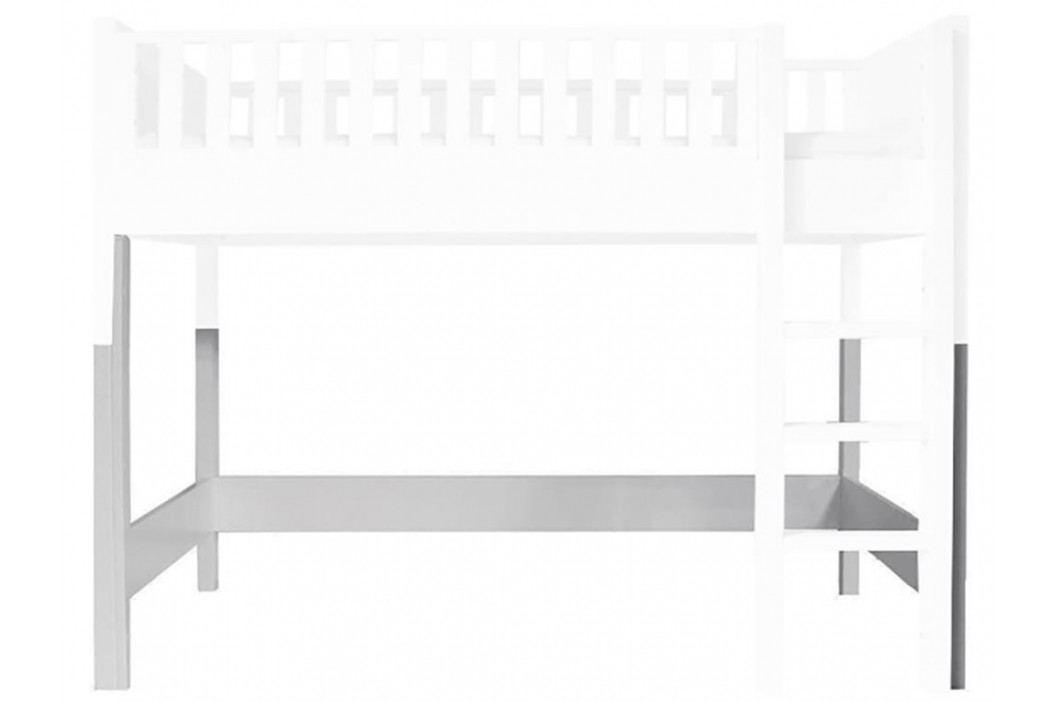BOPITA Nordic Supportset / Umbausatz zum Hochbett Weiß 42113911 Kinderbetten