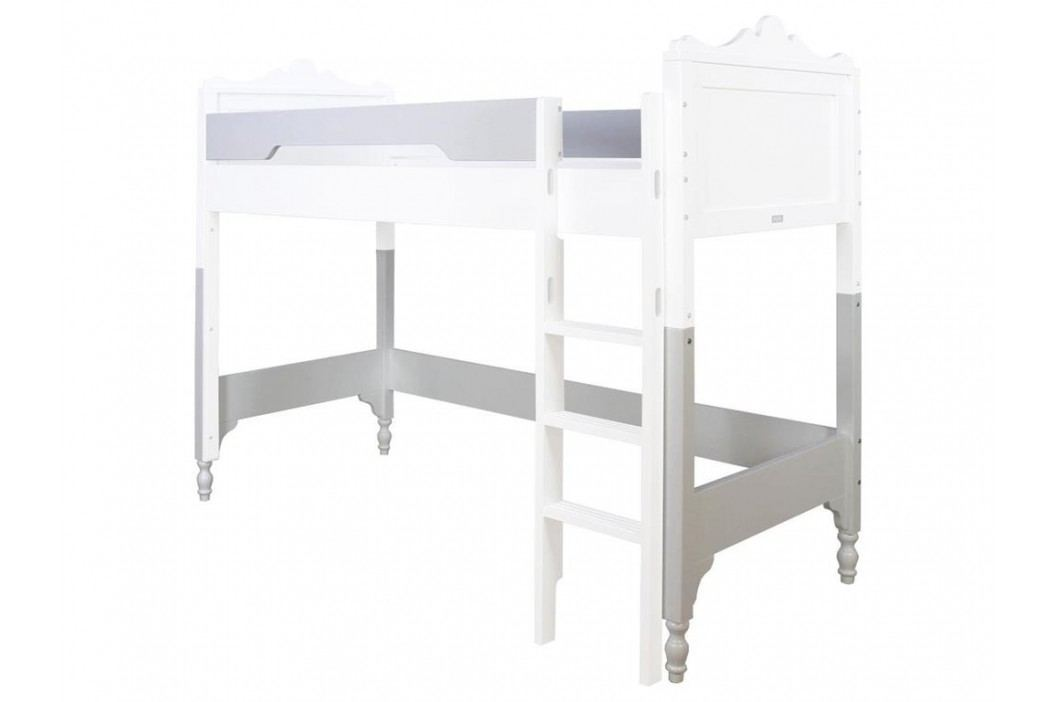 BOPITA Belle Supportset / Umbausatz zum Hochbett Weiß 42105511 Kinderbetten