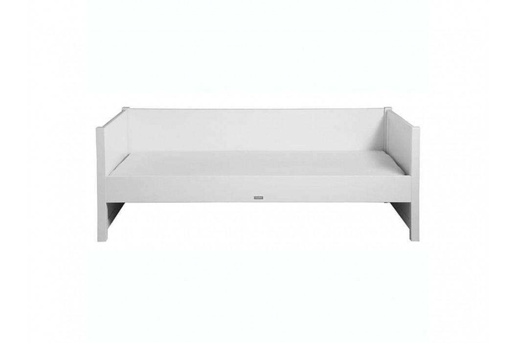 BOPITA Mix & Match Tagesbett Stan Weiß 90x200cm inkl. Rollrost *B-Ware* Kinderbetten