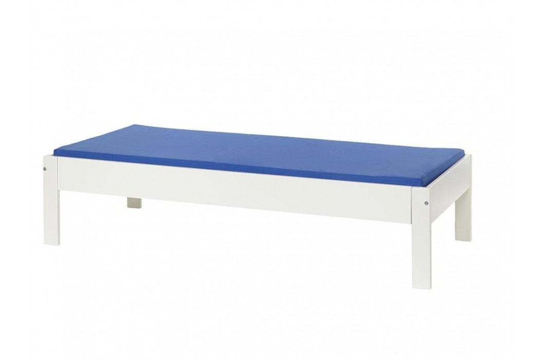 MANIS-H Bett Couch weiß 90x200cm Huxie 50600-1 Kinderbetten
