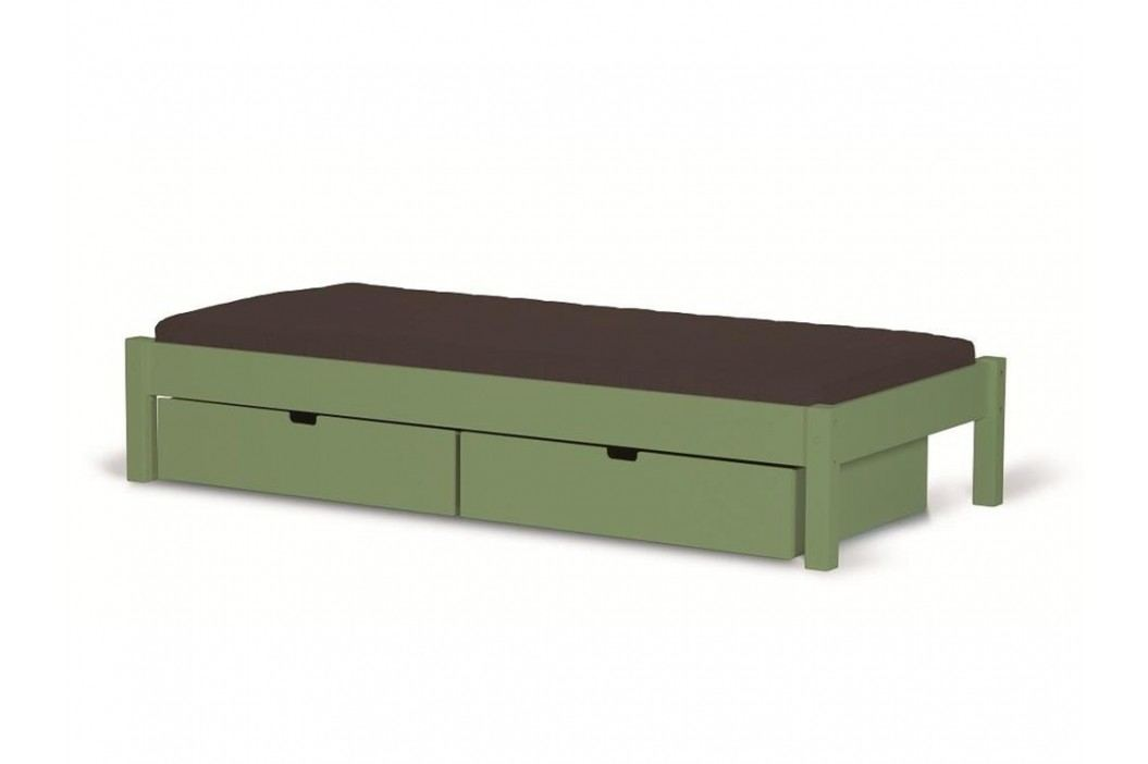 MANIS-H Juniorbett 90x160cm mit Rolllattenrost Kinderbetten