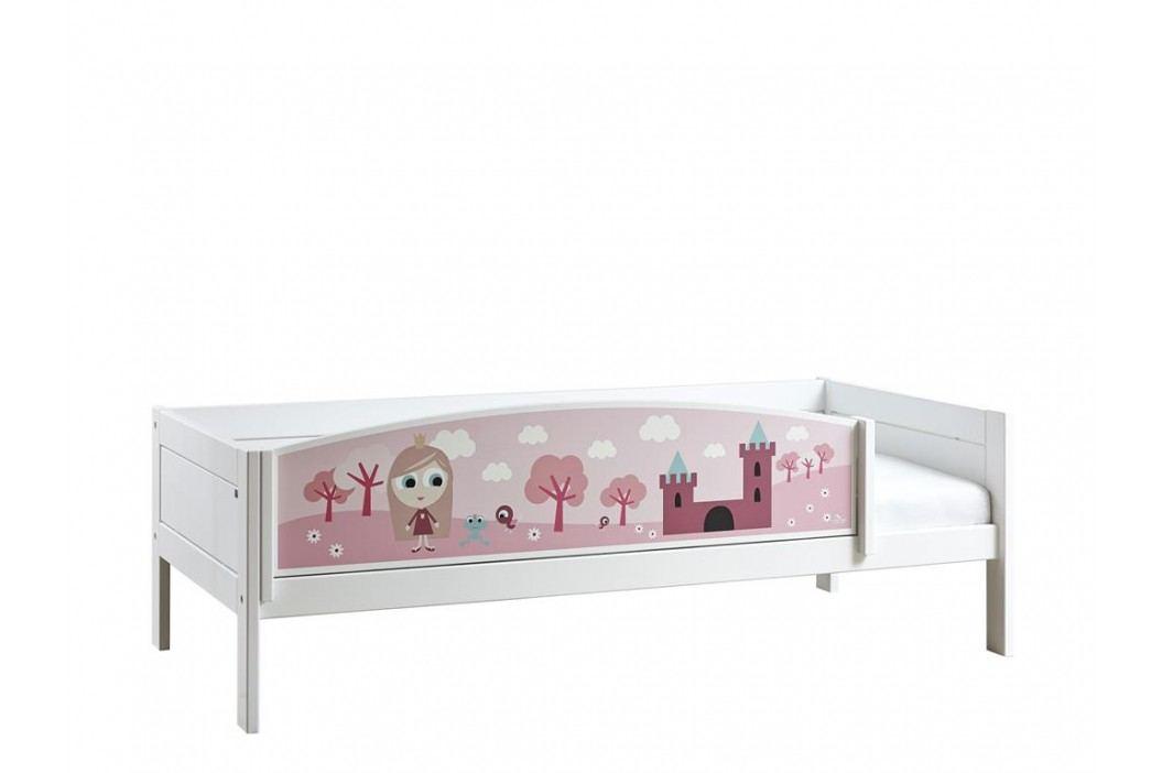 LIFETIME Original Kinderbett mit Motivfront und Rollrost 90x200cm Kinderbetten