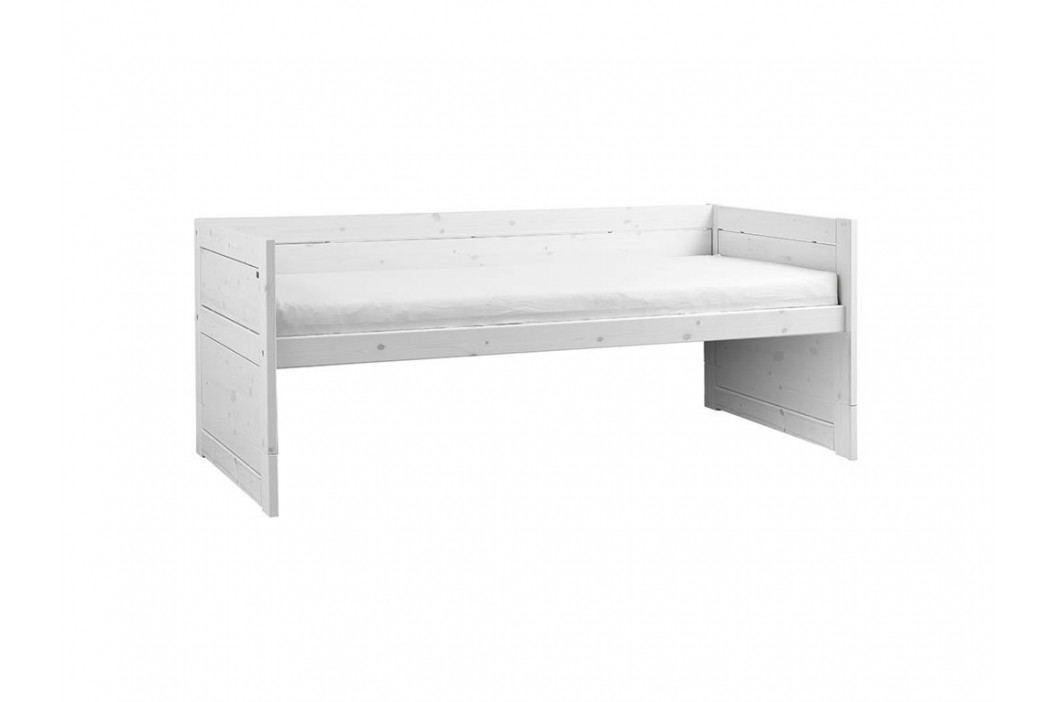 LIFETIME Original Kojenbett Weiß mit Deluxe Lattenrost 461061 461061-01W Kinderbetten