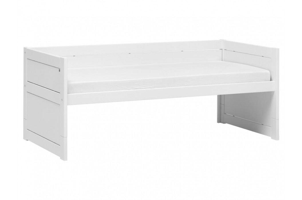 LIFETIME Original Kojenbett Weiß mit Rolllattenrost 46106 Kinderbetten