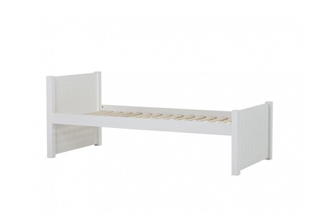 HOPPEKIDS Deluxe Sofabett Weiß 90x200cm mit Gästebett Noah A5 DELUXE 3-in1 DELUXE-B5-1 Kinderbetten