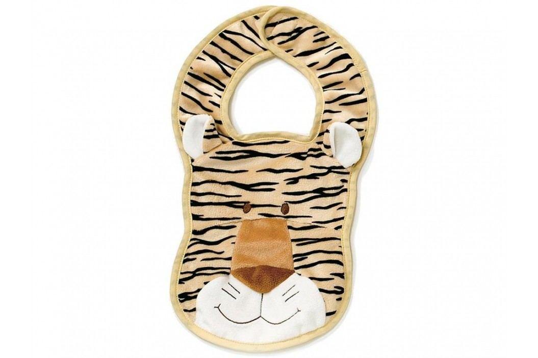 TEDDYKOMPANIET® Diinglisar Wild Lätzchen Tiger 4516992 Lätzchen