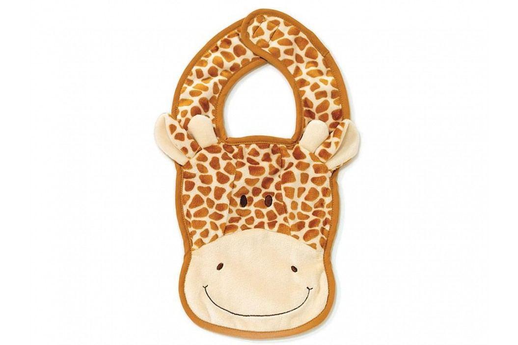 TEDDYKOMPANIET® Diinglisar Wild Lätzchen Giraffe 4516991 Lätzchen