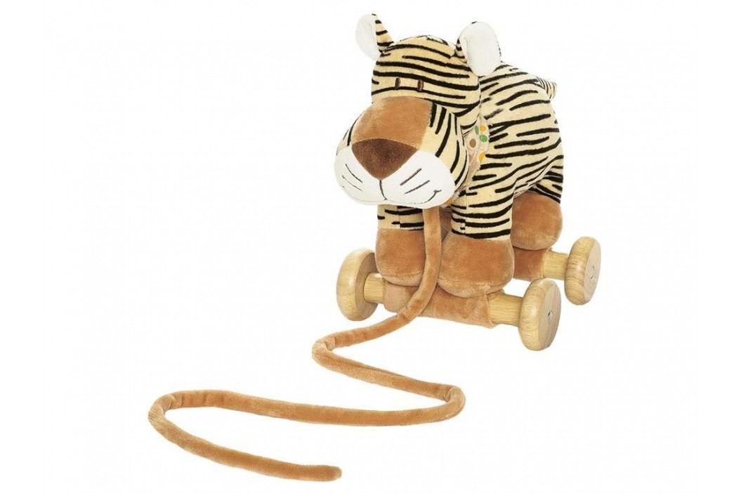 TEDDYKOMPANIET® Diinglisar Zugtier Wild Tiger 452433 Spielzeug