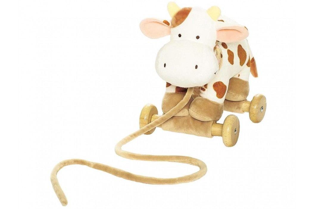 TEDDYKOMPANIET® Diinglisar Zugtier Kuh 452430 Spielzeug