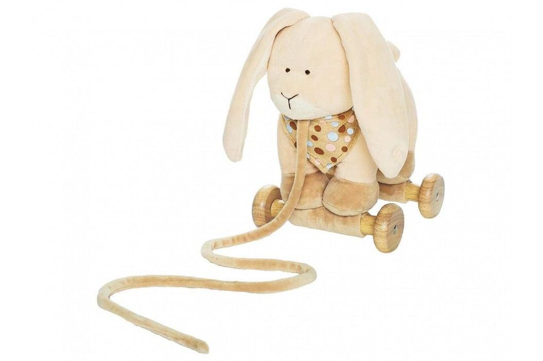 TEDDYKOMPANIET® Diinglisar Zugtier Hase 452429 Spielzeug